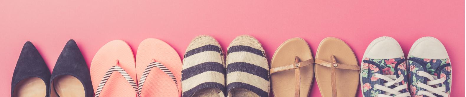 ladies footwear